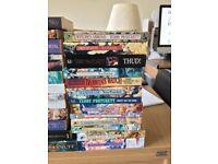 Terry Pratchet books