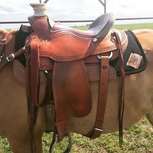 UFA Wade Saddle