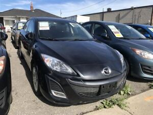 2010 Mazda MAZDA3 5SPD!!! LOADED!!! GT!!! FULLY CERTIFIED!!!