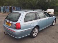 Rover 75 tourer diesel