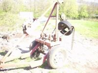 harvey frost towing crane