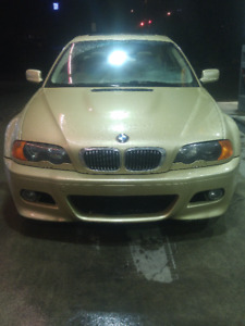 2000 BMW 3-Series 323Ci Coupe (2 door)