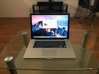 Apple MacBook Pro 15-inch - HIGH SPEC - Brand New Condition - Adobe Suite - Apple Cover