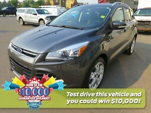 2015 Ford Escape Titanium 2.0l I4 GTDI Ecoboost with tech pac...