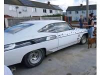 1967 chevy impala classic