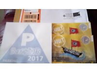 2 beautiful days festival tickets and free car parking pass