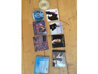 9 CDS, various feel good and upbeat positive vibes.