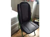 homedics massager chair! only16£