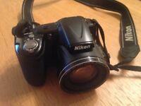Nikon Coolpix L830 X34 Zoom Camera & Bag