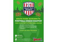 Football Coach Wanted!