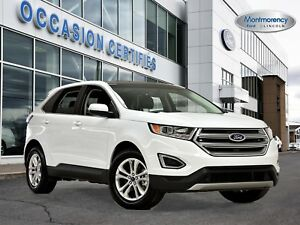 2016 Ford Edge SEL V6 AWD CUIR+TOIT+GPS+CAMERA