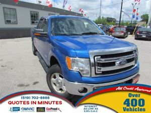 2013 Ford F-150 XLT | 4X4 | ECOBOOST | ALLOY WHEELS