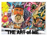 The ART of ME is an art experience which is fun and suitable for all ages.