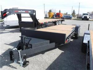 OASIS 21 FT. CUSHION TILT W/ 2,7000 LB. AXLES