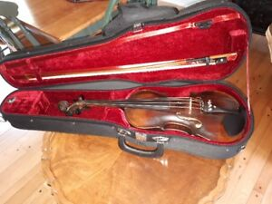 Old 4/4 Stainer For Violin