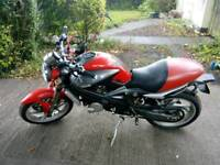 Cagiva planet project 125cc motorbike