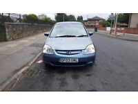 honda civic 1.6 2003