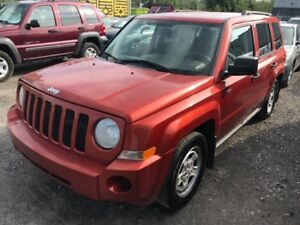 2008 Jeep Patriot Sport ***Jamais Accidentée*** CarProof Gratuit