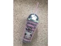 New Look milkshake cup/holder