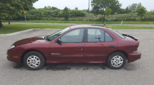 2003 Pontiac Sunfire SL Sedan