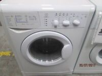 *+*+INDESIT/6KG+4KG/1000 RPM SPEED/WASHER+DRYER/FULLY RECONDITIONED/VERY CLEAN/+UPLIFT+FREE DELIVERY