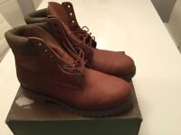 Men's timberland boots size 12.5