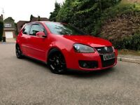 GOLf GTI 2.0 TURBO + REMAPPED 247BHP + DYNO PRINT OUT - FULL BLACK LEATHER SEATS
