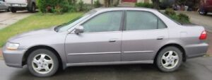 2000 Honda Accord - Excellent Running Condition