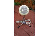 Professional studio quality Blue snowball microphone