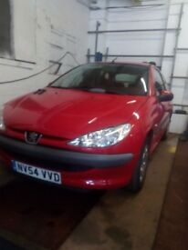 Cheap car loads of test 04 plate low miles