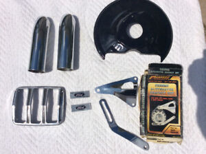 EARLY MUSTANG parts, books, magazines...super deal for all!
