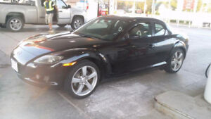 2004 Mazda RX-8 High Output 6spd Manual Coupe (2 door)