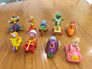 McDonalds Muppet Toys