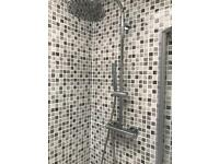 Thermostatic Shower Mixer - Square