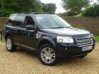 2006 56, Land Rover Freelander 2 2.2 Td4 HSE Manual 4X4 ++ £280 ANNUAL ROAD TAX