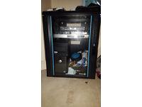 rack cabinet server