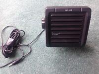 ICOM SP-24 EXTERNAL SPEAKER (AMATEUR RADIO)