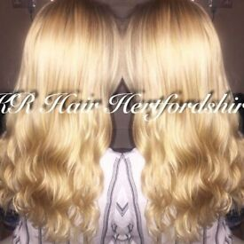 Amazing Quality Russian/Indian Hair Extensions, Lasts up to 12 months!