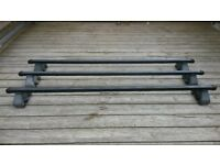 Renault Traffic roof Bars