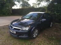 1.6 Petrol Vauxhall Astra. Automatic lights & Wipers. Air Con. Rear Parking Sensors