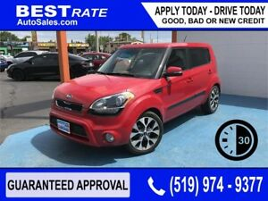 KIA SOUL 4u - APPROVED IN 30 MINUTES! - ANY CREDIT LOANS