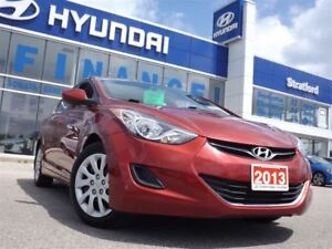 2013 Hyundai Elantra GL | AUTO | SERVICE RECORDS | HEATED  SEATS