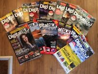 Digital SLR Photography Magazines - 15 Copies