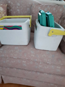 Two matching coolers. Coleman