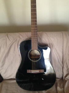 Fender Acoustic/Electric CD-60CE