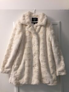 Girls special occasion coat size 7-8