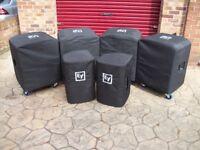 EV ETX PA For Sale. 4 X ETX SP15, 2 X ETX P12. 10,000 + Watts