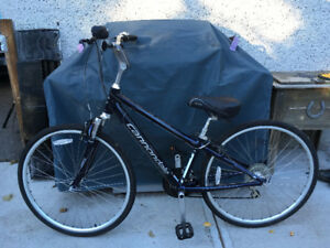 Woman's hybrid Adventure by Cannondale
