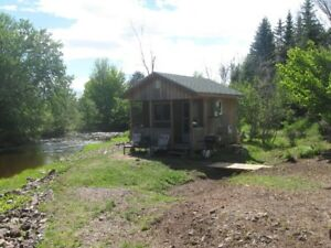 Streamside Cabin