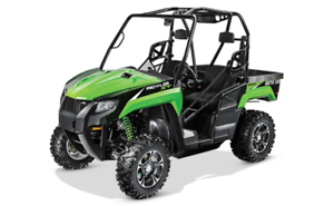 Clearance Pricing 2017 Arctic Cat Prowler 1000 XT ONLY $14999++